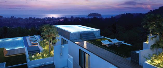 Andaman Discovery Penthouse * Private pool (194.