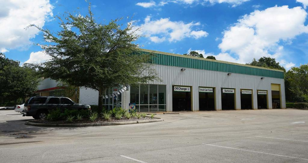 Subject Property Tenant Summary Just Brakes began back in 1980 with a single brake store located in Bryan, Texas. Today, the company operates hundreds of stores in numerous markets.