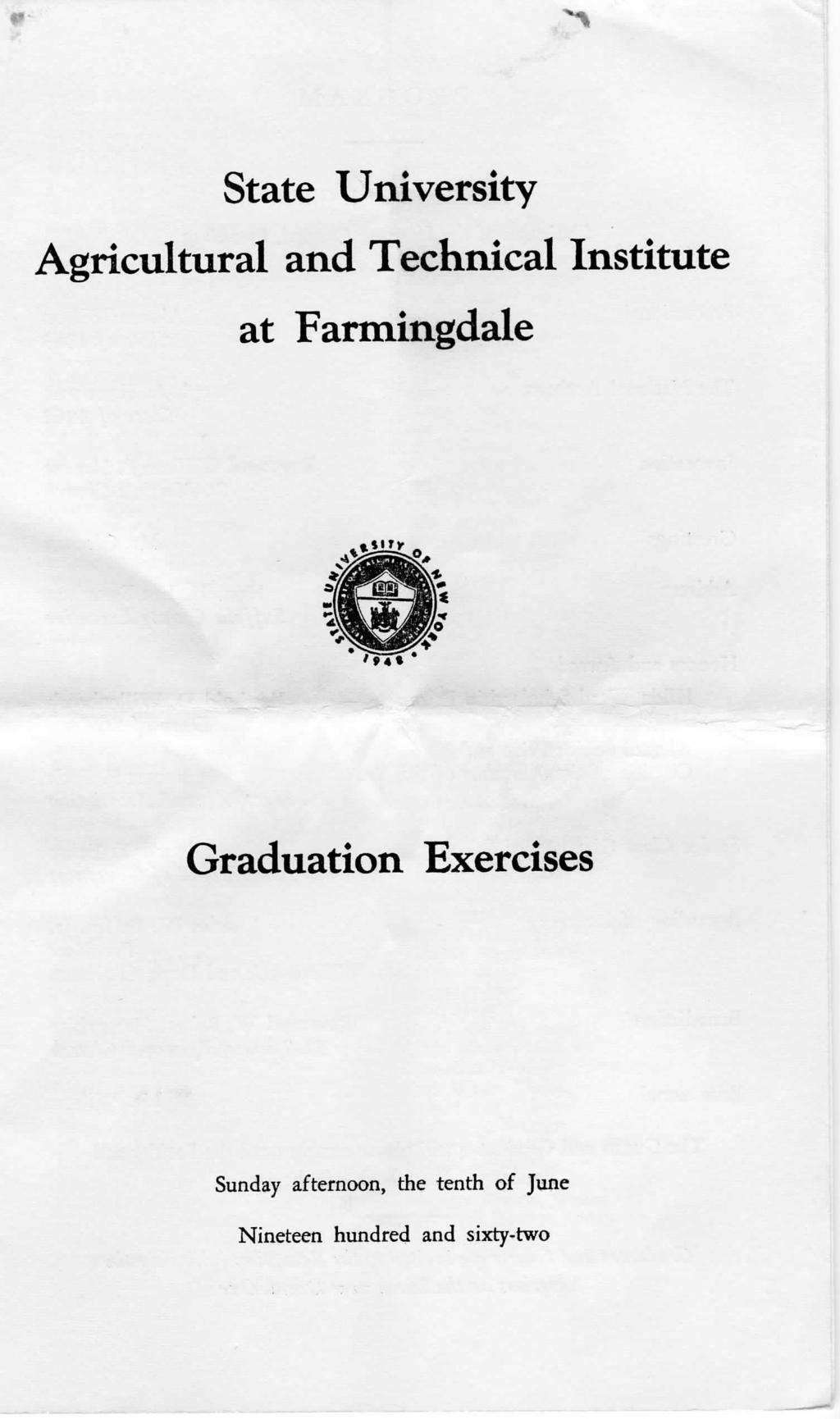 State University Agricultural and Technical Institute at Farmingdale
