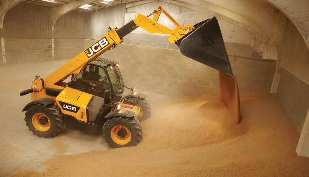 MAIN ARTICLE JCB AND SENWES EQUIPMENT: A perfect match IT S OFFICIAL, SENWES EQUIPMENT IS NOW THE OFFICIAL DISTRIBUTOR OF THE JCB PRODUCT RANGE.