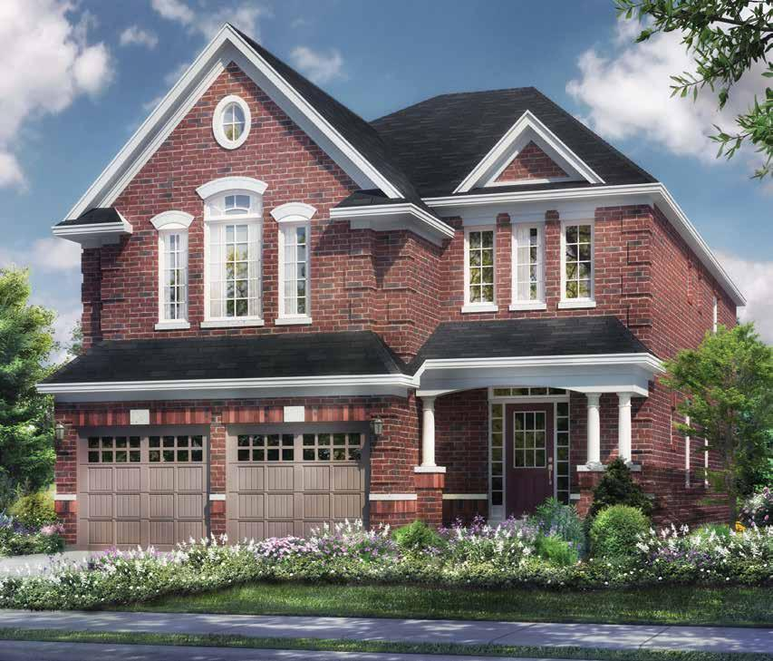 THE ASPEN MODEL HOME 3,150 SQ. FT.