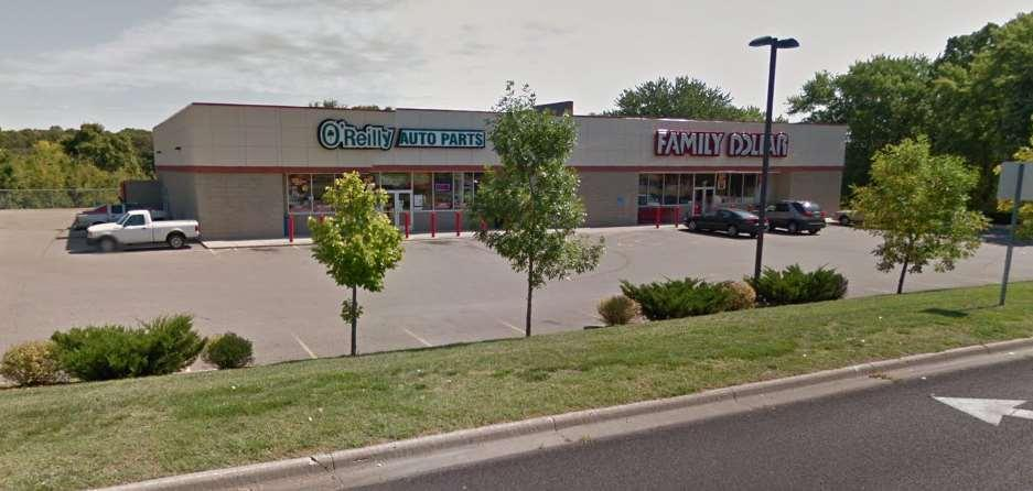O Reilly Auto Family Dollar Sartell, MN 10 Year O Reilly Renewal 80,000 Residents within 5 miles