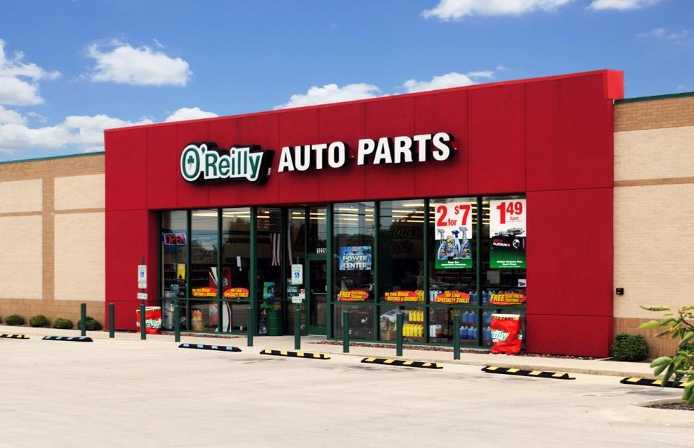 10 YEAR O'REILLY SPOKANE VALLEY, WA INVESTMENT OVERVIEW OFFERING SUMMARY Marcus and Millichap and Cannon Commercial are pleased to present O'Reilly Auto Parts in Spokane Valley, WA.
