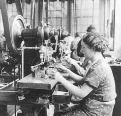 Designed specially for the manufacture of Elna sewing machines, the site included a building for technical and