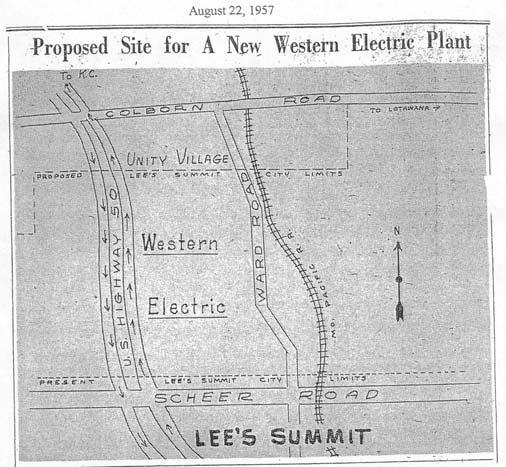 The influx of new residents in Lee s Summit during the 1950s changed the community. Fewer worked in Lee s Summit. They had higher median incomes, fewer working wives, and fewer were retired.