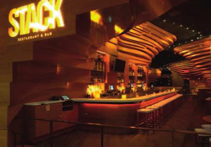 109 109 STACK RESTAURANT Location: Las Vegas,