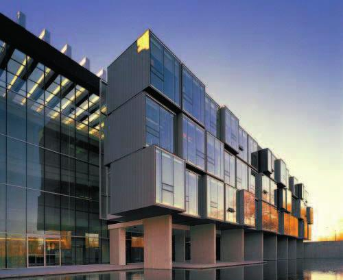 30 30 PERIMETER INSTITUTE FOR THEORETICAL PHYSICS Location: Waterloo, Canada Architects: Saucier +