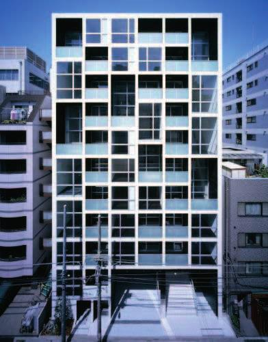 32 32 STYIM Location: Tokyo, Japan Architects: Ascot Corp.