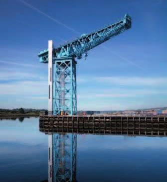 43 43 TITAN CRANE CLYDEBANK Location: Glasgow, United Kingdom Architects:
