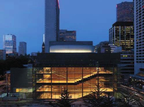 95 95 FOUR SEASONS CENTRE FOR THE PERFORMING ARTS Location: Toronto, Ontario, Canada Architects: Diamond