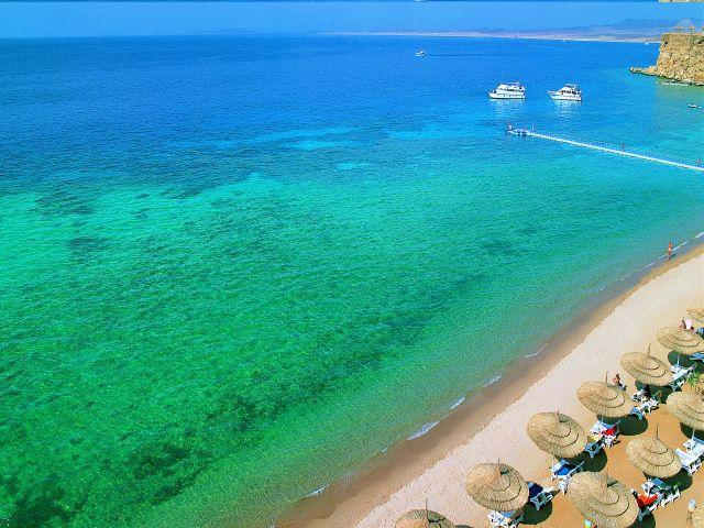 SHARM EL SHEIKH Imagine yourself in one of the most beautiful and famous diving paradises in the world.