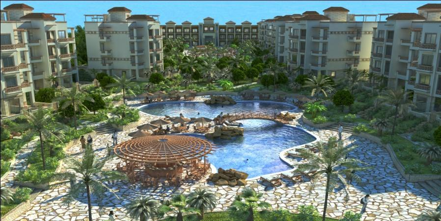 MASTER PLAN AQUAMARINE - low density resort creates atmosphere of coziness and brings feelings of real sweet home. It is nestled on 23.
