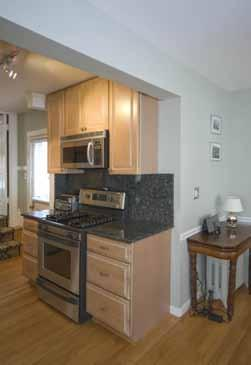 cabinetry, stainless steel appliances and