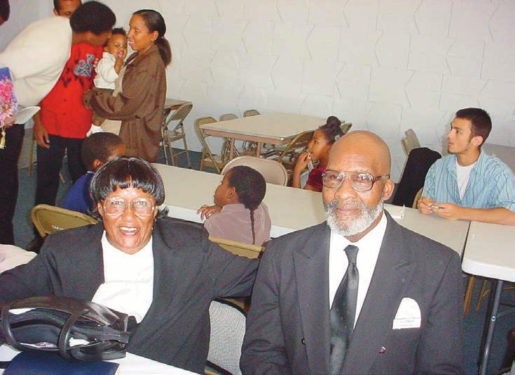 MEMBERS: Roberta and Robert Connor, with