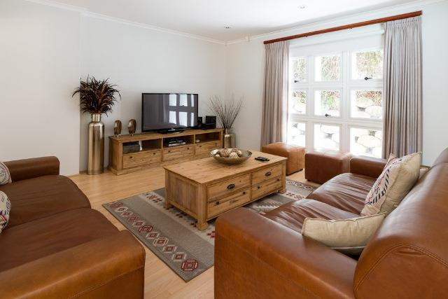 Living Spacious open plan living with easy flow from