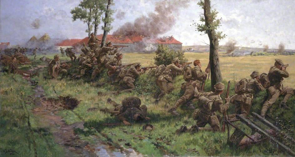 Claremen & Women in The Great War 1914-1918 By Ger Browne The following gives some of the Armies, Regiments and Corps that Claremen fought with in WW1, the battles and events they died in, those