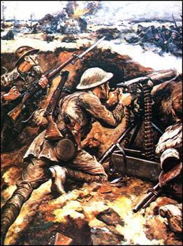 Claremen in the Machine Gun Corps In its short history the Machine Gun Corps gained an enviable record for heroism as a front line fighting force.