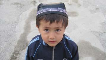 4-sahifa When I left Bukhara, Gauferjon gave me a doppa, the regional name for a skullcap that is worn by all Muslim