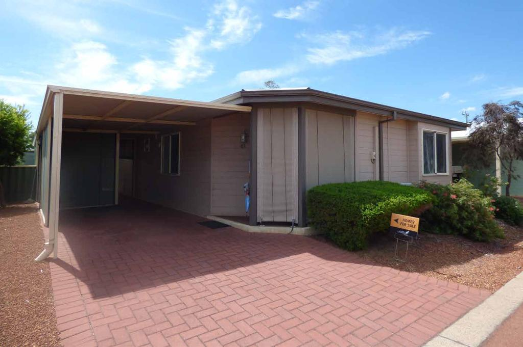 Parkerville $320,000 HVH043 3 1 2 0 Ideal location close to Clubhouse.