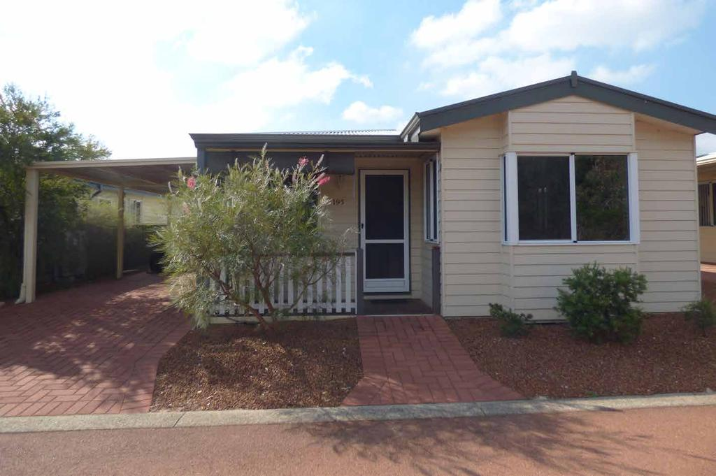 Brookton $349,000 HVH195 2 1 2 1 This Brookton design home features a U-shape kitchen without look to the trees tops in the park beyond.