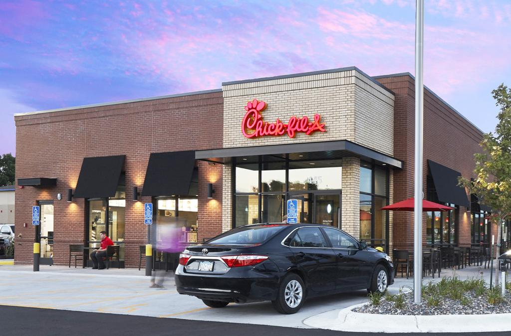 CHICK-FIL-A OFFERING MEMORANDUM FILE PHOTO Buyer must verify the information and bears all risk for