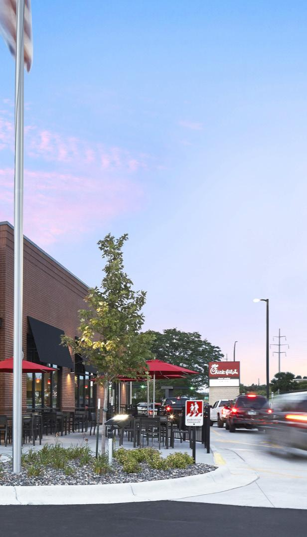 Investment Overview FILE PHOTO Marcus & Millichap is pleased to present this new construction Chick-fil-A in Greece, New York, only six miles northwest of downtown Rochester.