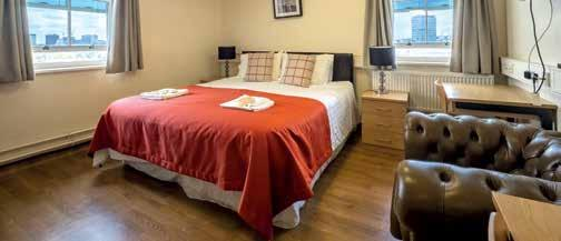 All our Superior accommodation is en-suite and comes equipped with colour TV (with