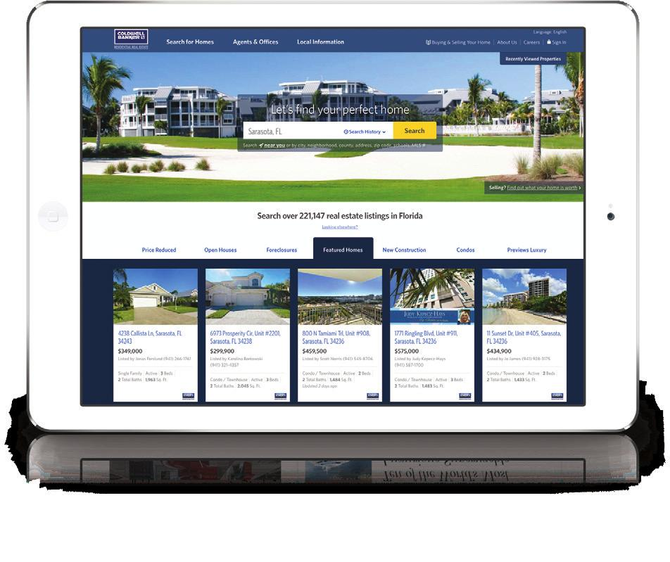 and throughout the world. Properties marketed through the Coldwell Banker Global Luxury program enjoy an expanded international reach SM through a multilingual microsite USLuxuryEstates.