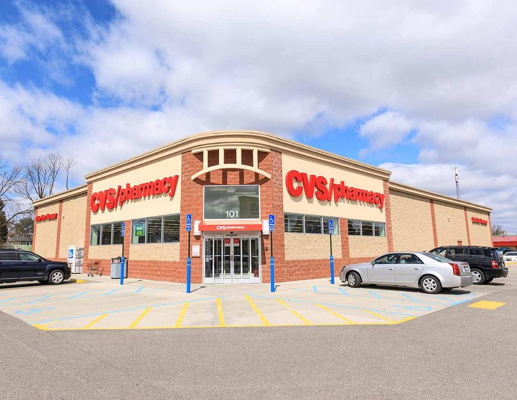 BAY CITY, MI SINGLE TENANT NET LEASED