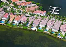 Aventura SINgle family homes 124 165 # of sales 5 6 20% Average Price $867,800