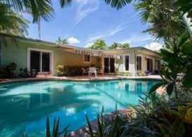 Coconut Grove SINgle family homes 137 161 FEATURED PROPERTY # of sales 37 26 30% Average Price $1,395,878 $1,609,558 15% 178 S SHORE DR, MIAMI, FL