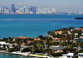 Key Biscayne SINgle family homes 156 244 # of sales 18 7 61% Average Price