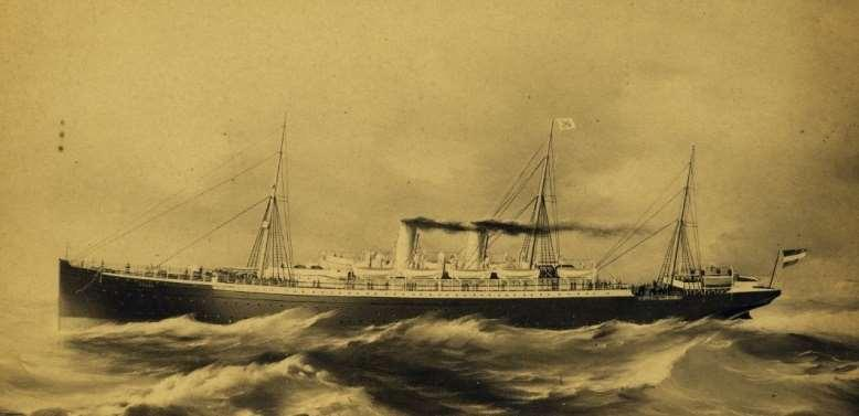 HENRY AND MARIE (SCHMALGEMEIER) HELMS H enry Helms arrived in New York City on September 20, 1893, having traveled from Bremen and Southampton in steerage on the steamship Havel.