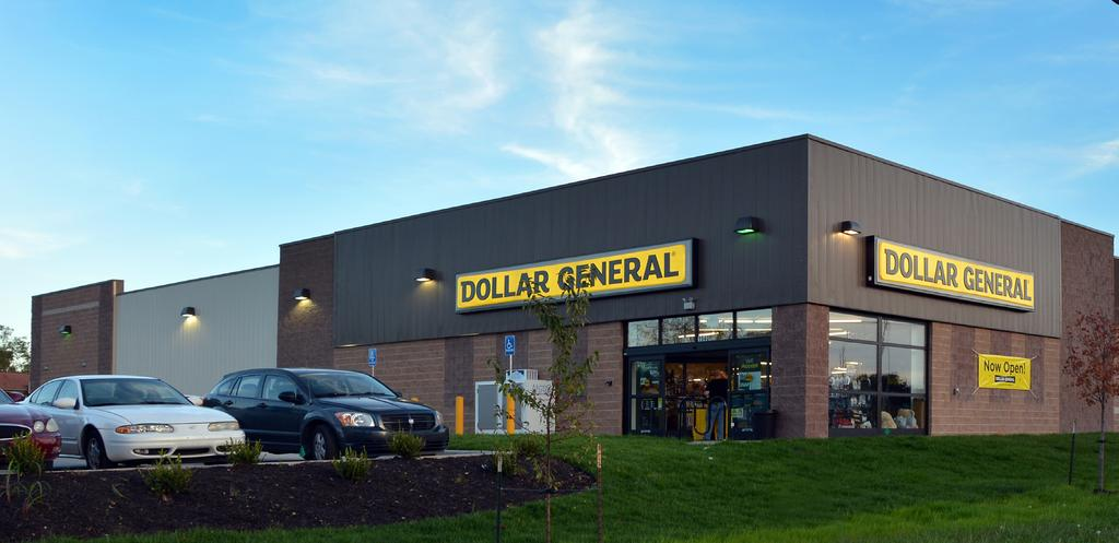 tenant overview dollar general is the country s largest small-box discount retailer ABOUT DOLLAR GENERAL Dollar General (NYSE: DG) is a chain of more than 13,429 discount stores in 44 states,