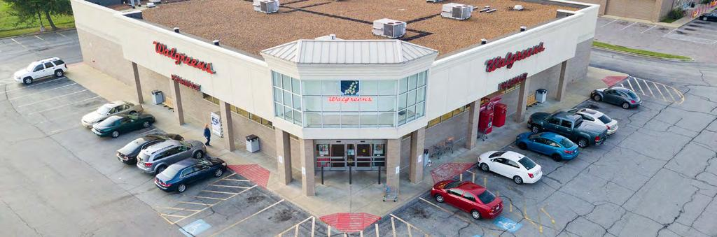 Investment Overview Marcus & Millichap is pleased to present this 15,120-square foot Walgreens in Memphis, which is Tennessee s second largest city.