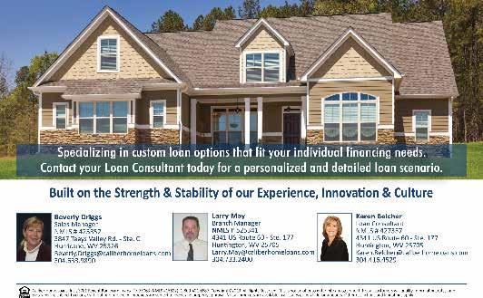 Check Our Web Site: www.homeswvohky.com - Page 11 Bill Owens WV & Ohio Broker () 529-3366 () 522-2455 531 10 th Ave.