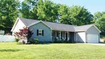 #133814 $122,000 Peggy Mynes -634-5566 Milton - Exceptional Deal on this 3 BR home on 3.75 acres. Apx. 450 sq.