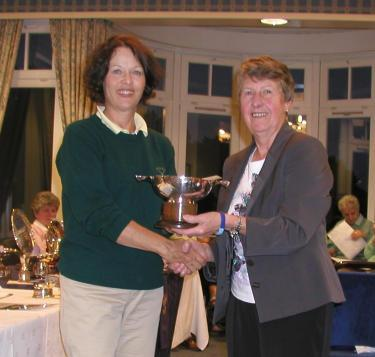 Carol Fell West Tony Moffat Memorial Trophy Emma Wilson Midland 82 (Scratch Vouchers)