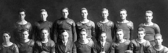 The original Wildcats the 1914 football team. EDUCATIONAL SPECIALIST Sara Jehad Asadi SCHOOL PSYCHOLOGY Nora Lyne Boettcher SCHOOL PSYCHOLOGY Fedra Alexandra Calderón SCHOOL PSYCHOLOGY Marcy J.