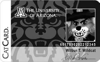 The CatCard debuted in 1998 a card that does everything from open doors to purchase textbooks and serves as the University s official ID.