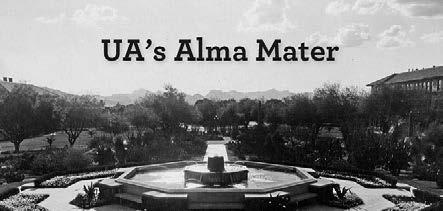 All Hail Arizona, composed by alumni Ted and Dorothy Monro, was adopted as our alma mater on May 7, 1926.