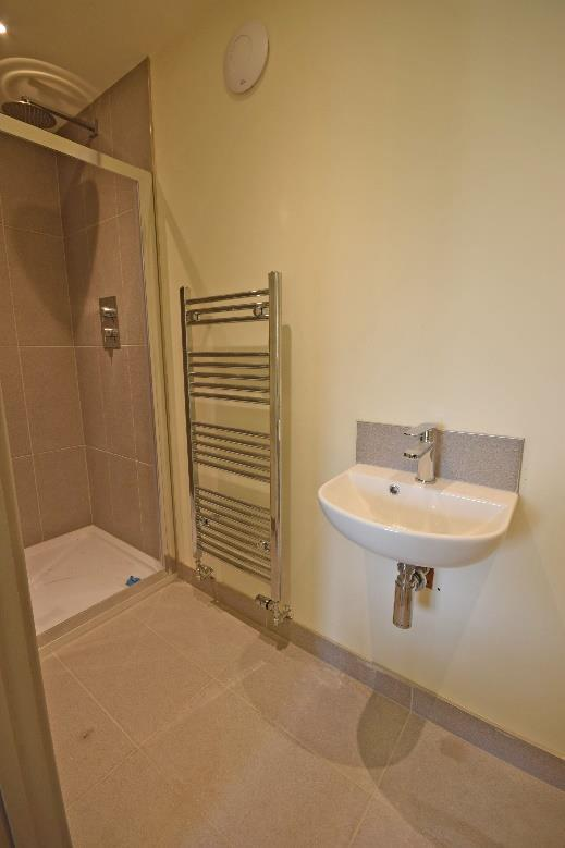 telephone and television aerial point box. Door to:- EN-SUITE SHOWER ROOM.