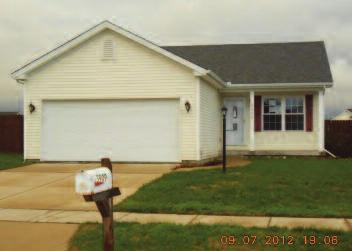 ROCKDALE, CHAMPAIGN Nice 3 Bedroom, 2 Bath Manufactured Home on 2 Acres Master Suite Nice Kitchen with