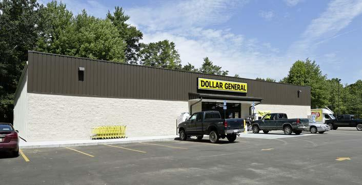 The lease is corporately guaranteed by Dollar General Corporation which holds a credit rating of BBB, which is classified as Investment Grade.