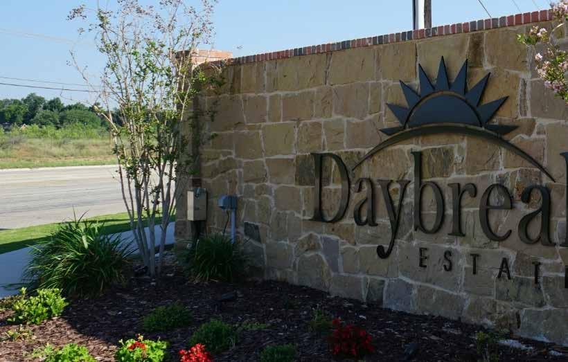 Be Proud of Your Home. Daybreak Estates by Permian Homes, is a master planned community situated across the street from the Midland Country Club.
