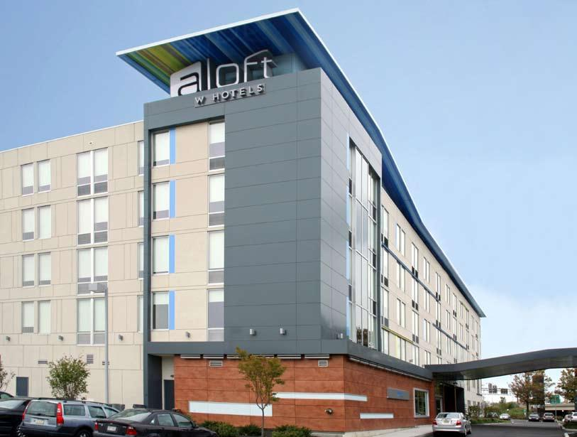aloft Philadelphia Airport Starwood Hotels and Resorts Worldwide Milton Pate Architects Success Shoemaker helped us deliver a comprehensive, credible development success story while