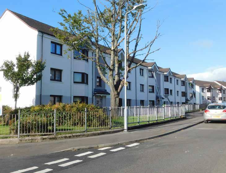 Bellsmyre HA An overview We are a community based housing association operating in Bellsmyre, West Dunbartonshire. We own and manage 592 tenanted properties and are a factor for 485 owners.