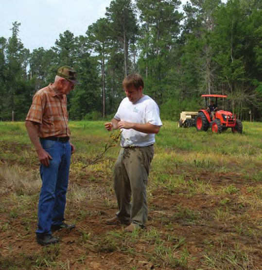 Placing a Conservation Easement A conservation easement is a restriction a landowner voluntarily places on specified uses of his or her property to protect natural, productive or cultural features.