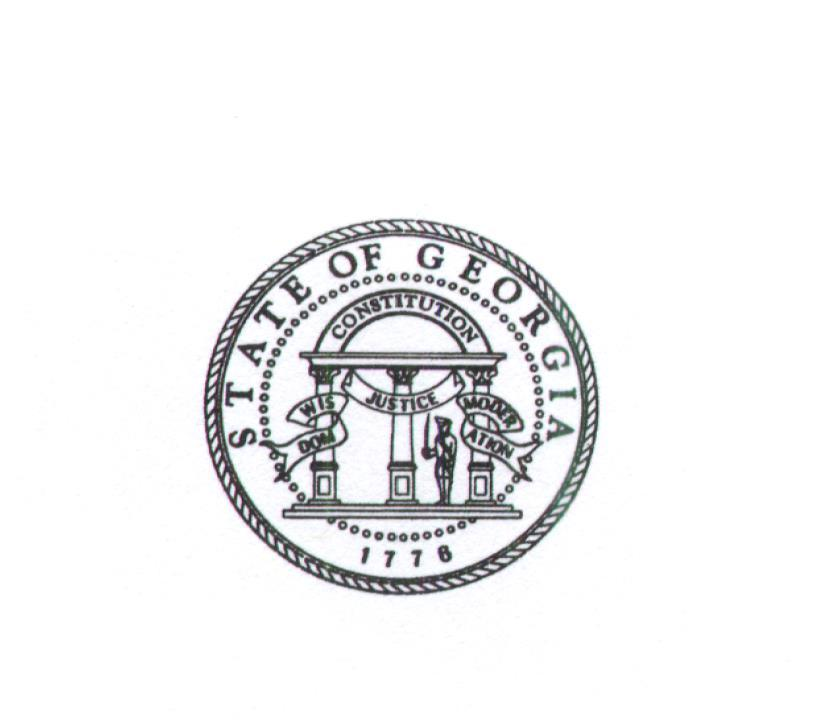 Indexing Standards for Real and Personal Property Records for the State of Georgia Version 7/9/2008 01/01/2018 GEORGIA SUPERIOR COURT CLERKS COOPERATIVE AUTHORITY Copyright 2008, 2017 Georgia