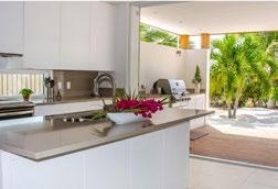 Sunset Beach Villas, Leeward Sunset Beach Villas is a privately gated community of 14 home-sites located in the popular affluent Leeward Community with designated beach access, walking distance to